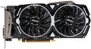 Відеокарта MSI Radeon RX 570 4GB DDR5 ARMOR (RX_570_ARMOR_4G), фото 2