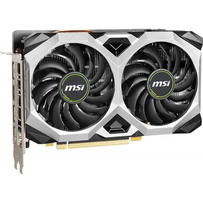 Відеокарта MSI GeForce GTX1660 SUPER 6GB GDDR6 VENTUS XS OC (GTX1660_SUPER_VENTUSXSOC)