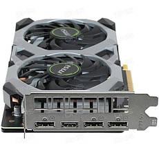 Відеокарта MSI GeForce GTX1660 SUPER 6GB GDDR6 VENTUS XS OC (GTX1660_SUPER_VENTUSXSOC), фото 2