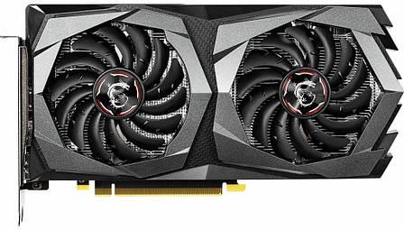 Відеокарта MSI GeForce GTX1650 4GB DDR6 GAMING (GTX_1650_D6_GAMING), фото 2