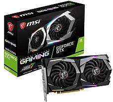 Видеокарта MSI GeForce GTX1660 6GB GDDR5 GAMING (GTX_1660_GAMING_6G), фото 3