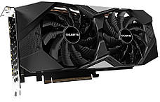 Відеокарта GIGABYTE GeForce GTX1660Ti 6GB DDR6 192bit DPx3-HDMI WINDFORCE (GV-N166TWF2-6GD), фото 2