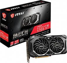 Відеокарта MSI Radeon RX 5700 XT 8GB DDR6 MECH OC (RADEON_RX5700_XT_MECH_OC), фото 3