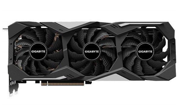 Відеокарта Gigabyte GeForce RTX2070 SUPER WINDFORCE OC 3X 8G (GV-N207SWF3OC-8GD)