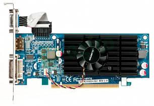 Видеокарта Gigabyte GeForce GT210 1GB DDR3 64bit DVI-HDMI-VGA (GV-N210D3-1GI), фото 2