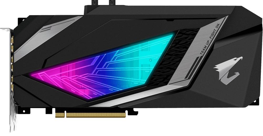 Видеокарта Gigabyte GeForce RTX2080 SUPER 8GB DDR6 256bit (GV-N208SAORUS_W-8GC)