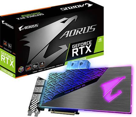 Відеокарта Gigabyte GeForce RTX2080 SUPER 8GB DDR6 256bit (GV-N208SAORUS_WB-8GC), фото 2