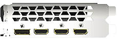 Видеокарта Gigabyte GeForce GTX1650 WINDFORCE OC 4G (GV-N1650WF2OC-4GD), фото 3