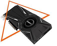 Видеокарта Gigabyte GeForce RTX2080 Ti TURBO 11G (GV-N208TTURBO-11GC), фото 2