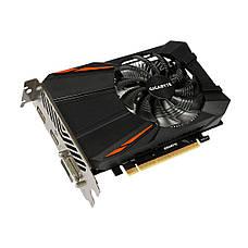 Видеокарта Gigabyte GeForce GTX1050TI 4GB DDR5 (GV-N105TD5-4GD), фото 2
