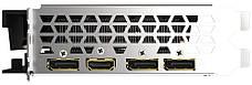 Видеокарта Gigabyte GeForce GTX1660TI 6GB DDR6 192bit (GV-N166TIXOC-6GD), фото 3