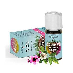 Натуральное эфирное масло Чайного дерева с Канукой и Манукой Вивасан Швейцария 10 мл