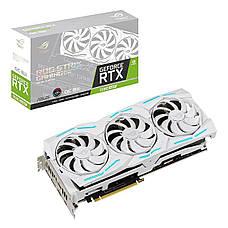 Відеокарта ASUS GeForce RTX2080 SUPER 8GB GDDR6 STRIX (STRIX-RTX2080S-O8G_WHITE), фото 3