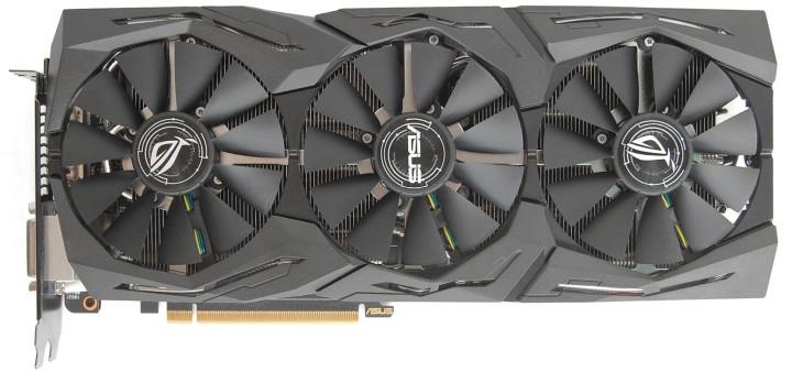 Відеокарта ASUS Radeon RX 5700 XT 8GB DDR6 STRIX GAMING OC (STRIX-RX5700XT-O8G-GAM)