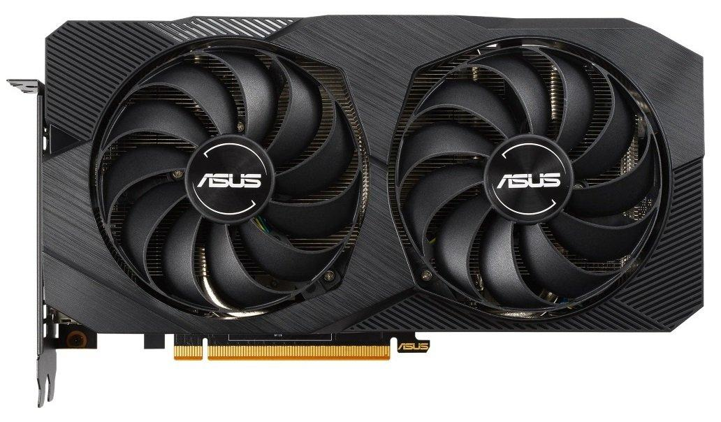 Видеокарта ASUS Radeon RX 5700 XT 8GB DDR6 DUAL EVO OC (DUAL-RX5700XT-O8G-EVO)