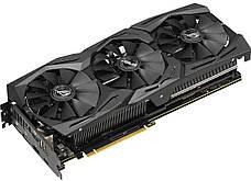 Видеокарта ASUS GeForce RTX2070 SUPER 8GB GDDR6 GAMING STRIX OC (STRIX-RTX2070S-O8G-GAM), фото 2