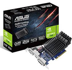Відеокарта ASUS GeForce GT730 2GB DDR3 (GT730-SL-2G-BRK-V2), фото 3
