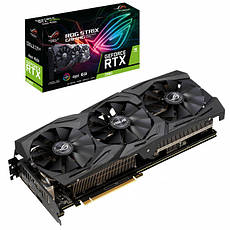 Відеокарта ASUS GeForce RTX2060 6GB GDDR6 GAMING STRIX (STRIX-RTX2060-6G-GAMING), фото 3