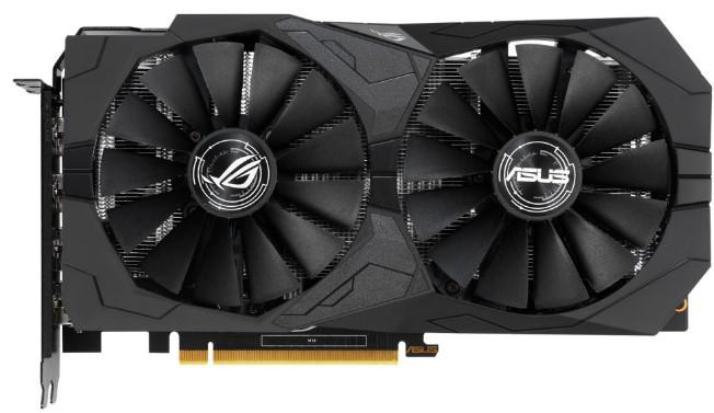 Відеокарта ASUS GeForce GTX1650 4GB DDR5 STRIX OC (STRIX-GTX1650-O4G-GAMING)