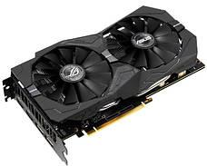 Відеокарта ASUS GeForce GTX1650 4GB DDR5 STRIX OC (STRIX-GTX1650-O4G-GAMING), фото 2
