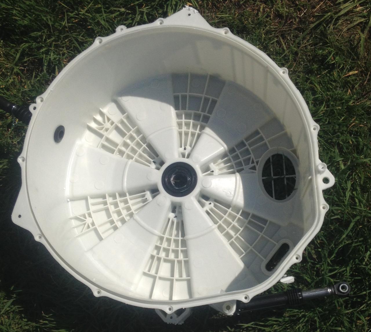 Полубак задний  для стиральной машины LG AJQ73993803