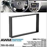 Переходная рамка AWM Chevrolet Lacetti, Aveo (781-10-052), фото 4