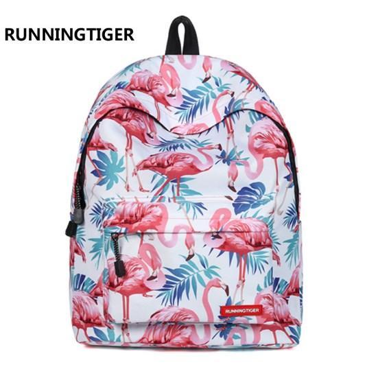 Рюкзак Фламинго