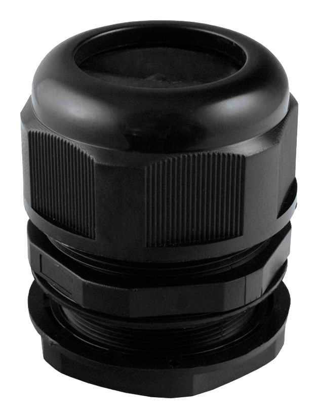 Сальник PG 42 d32-38мм IP68 черный TechnoSystems TNSy5502549