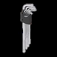Профессиональный набор ключей Sonic-equipment Torx T10-T50 9 шт 600909, КОД: 1548835