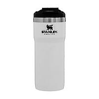 Термокружка Stanley 0,47 л Classic TwinLock Polar термочашка