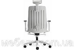 Кресло для работы дома Barsky BFW-03 Freelance White/Green, кресло из ткани, белый / зеленый, фото 2