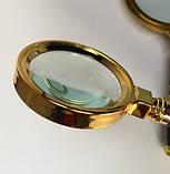 Лупа Magnifier линза 90 мм Кратность x5, фото 3