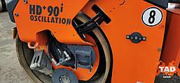 Дорожный каток Hamm HD+90i VO S (2015 г), фото 2