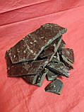 Крафтовый шоколад чёрний натуральный 99 % в плитках 250г, фото 3