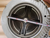 Барабан с баком стиральной машины Zanussi (Занусси) AEG в сборе с амортизаторами 110505400 Оригинал