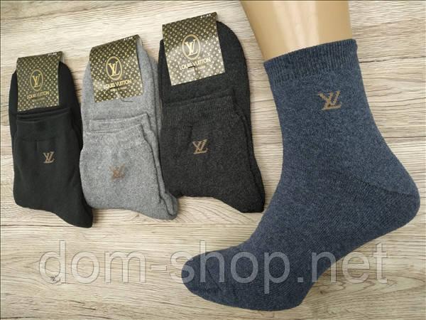 Махровые мужские носки,.LOUIS VUITTON,, размер 41-45 (100% коттон)