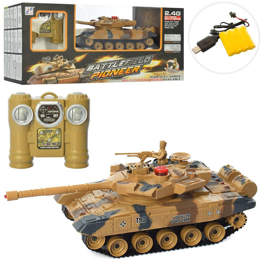 Радиоуправляемый танк Battlefield Pioneer 778-3
