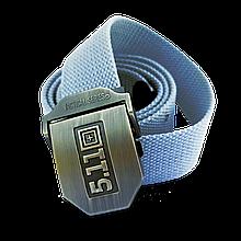 Ремень «5.11 Tactical Series» до 140 см светло-серый
