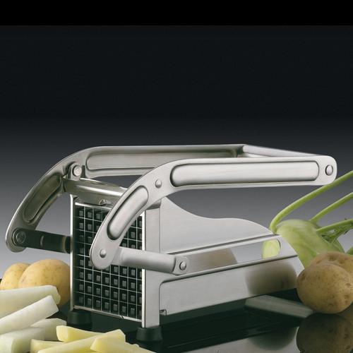 Картофелерезка (овощерезка) механическая, устройство для резки картофеля фри, фото 6