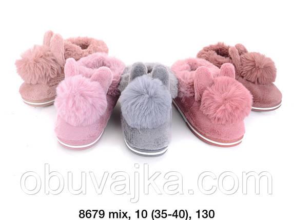 Обувь для дома Комнатные тапочки оптом от фирмы Lion(35-40), фото 2