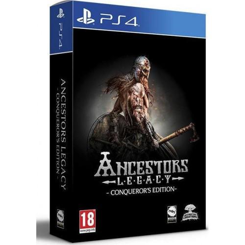 Ancestors Legacy Conquerors Edition (російські субтитри) PS4