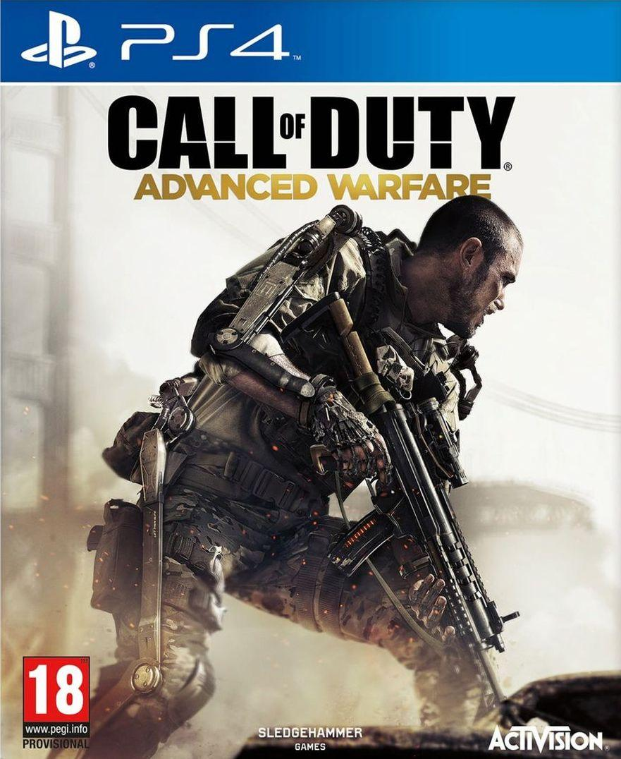 Call of Duty Advanced Warfare (англійська версія) PS4