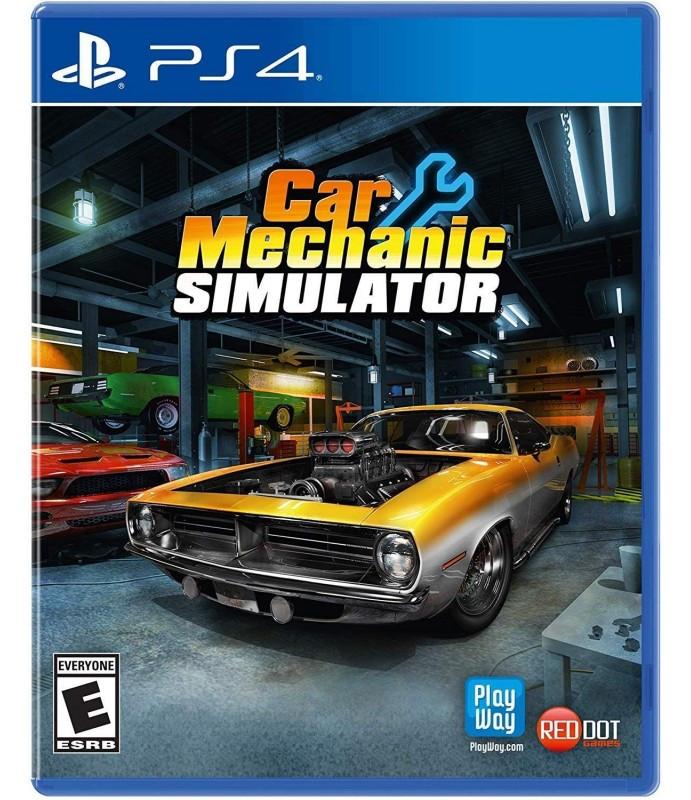 Car Mechanic Simulator (російські субтитри) PS4