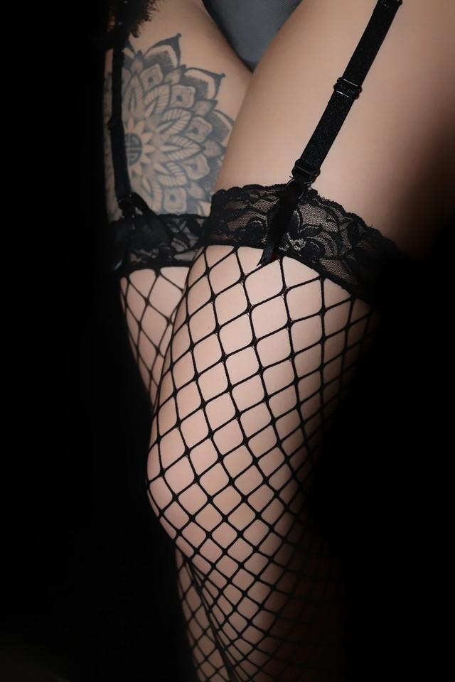 чулки черные в сетку для пояса, с поясом, чулки с поясом эротика секс белье женское