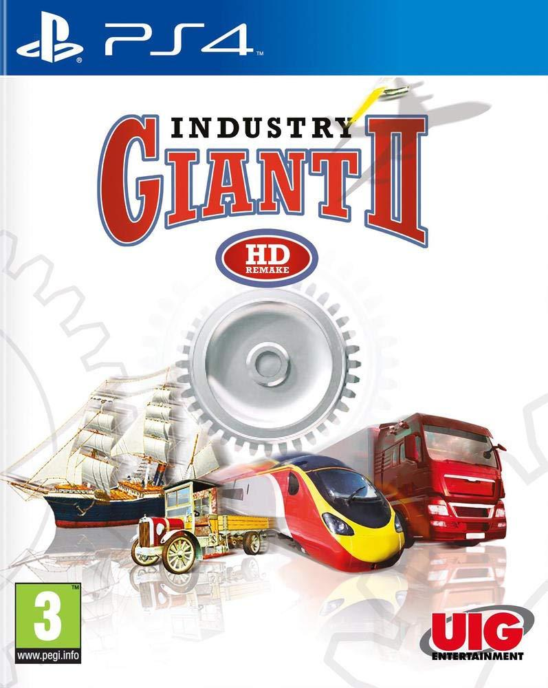 Industry Giant 2 HD Remake (русские субтитры) PS4