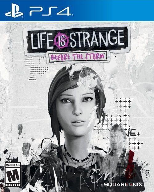 Life is Strange Before The Storm (англійська версія) PS4