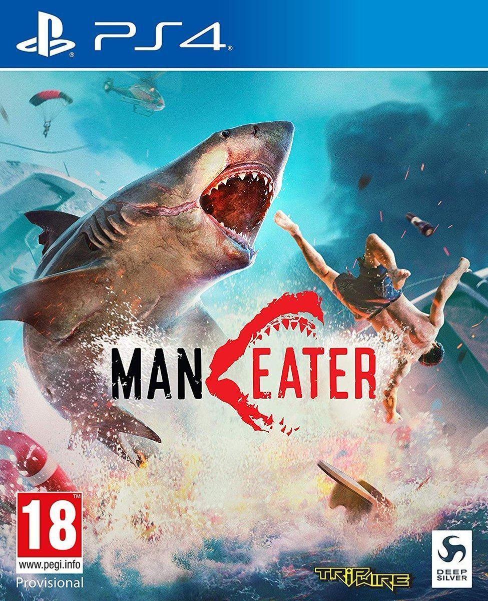 Maneater (російська версія) PS4