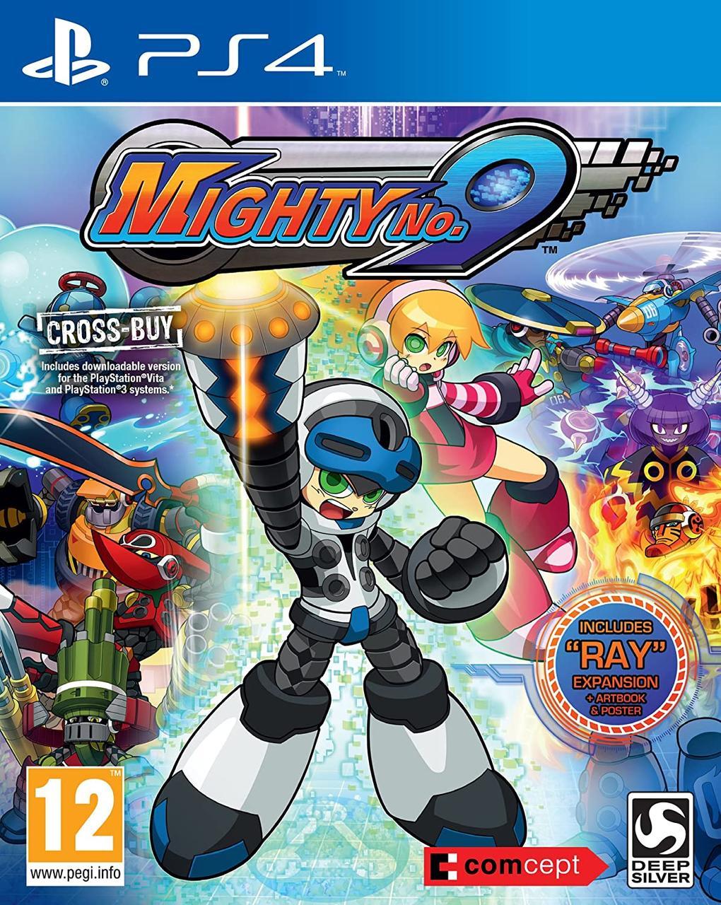 Mighty No. 9 (английская версия) PS4