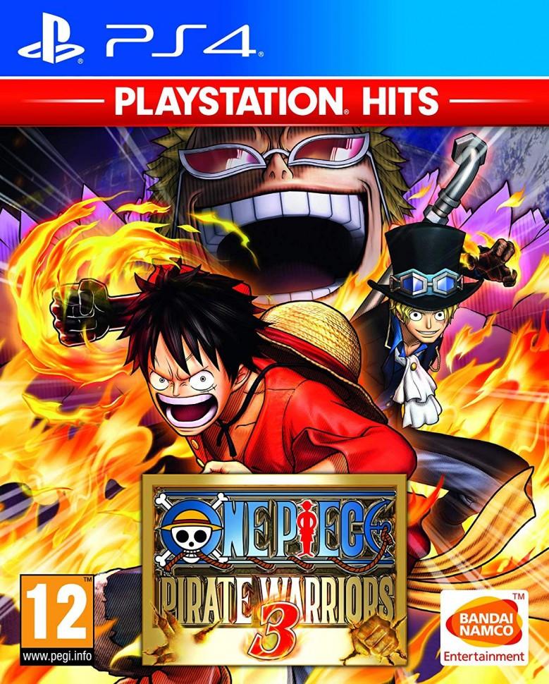 One Piece Pirate Warriors 3 (английская версия) PS4