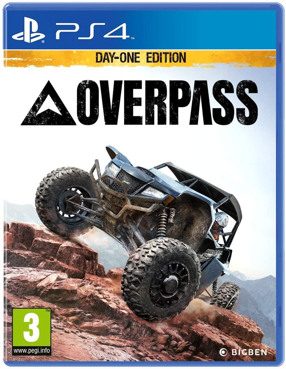 Overpass (русские субтитры) PS4
